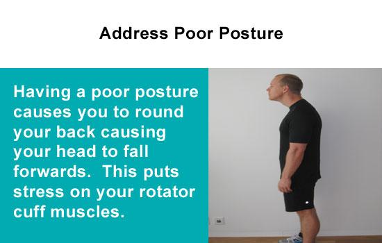 fix poor posture