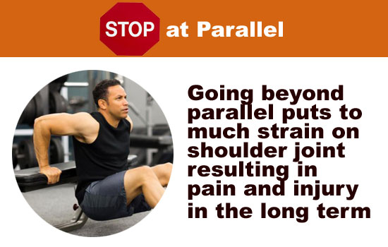 stop at parallel